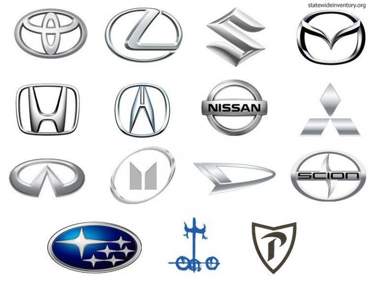 japanese car manufacturers