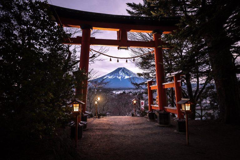 Mount Fuji - Fujiyoshida, Japan - Travel photography